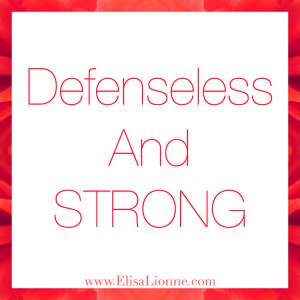 Defenseless And STRONG Q