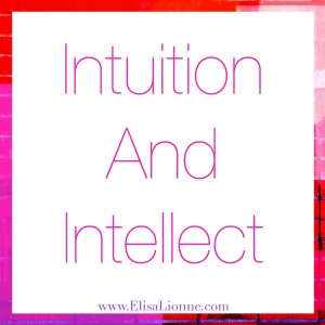 Intuition And Intellect Q
