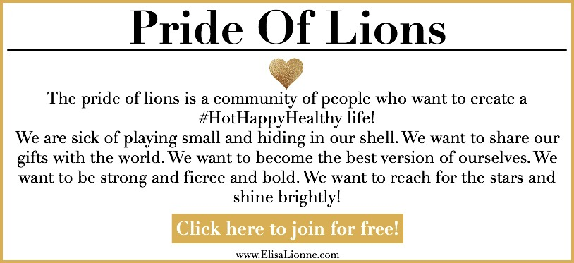 Pride Of Lions Newsletter HotHappyHealthy hhh